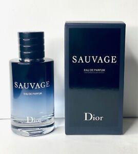 Christian Dior Sauvage For Men 100 ml / 3.4 oz Eau De Parfum New Sealed Box