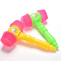 1 Pcs BB Hammer Baby Kids Music Sound Hammer BB Whistle Toy Educational Toys EL