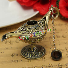 Magic Mini Lamp Tea Pot Genie Lamp Vintage Home Decoration Aladdin Fairy Tale