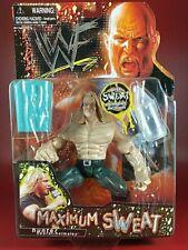 WWF WWE wrestling figure Triple H Maximum Sweat HHH
