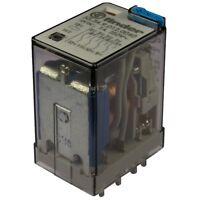 Steck-//Print-Relais 230VAC 1x Wechsler 28kOhm 250VAC//10A Finder 40.31.8.230.0000