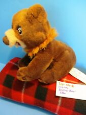 Disney Brother Bear Koda beanbag plush(310-3418)