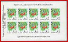 FINLAND 1990  BERRIES / TREE FRUITS MNH SC#837a CV$10.00 FOOD E11