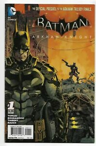 Batman Arkham Knight #1 DC Comics 2015 VF+