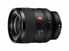 Sony FE 35mm f/1.4 GM Wide Angle Lens