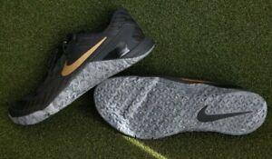 Nike Metcon 3 Men's Size 13.5 WMNS Size 15  Crossfit 849808 003 Black / Gold New