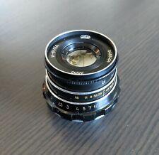 Industar-61 L/D 55/2,8 №8466404, Leica M39 LTM