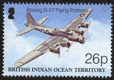 USAF BOEING B17 FLYING FORTRESS Aircraft Airplane Stamp