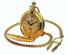 Omax Herren Uhr Taschenuhr Damen Uhr Metall Gold - Farben