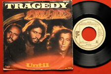 """BEE GEES TRAGEDY/UNTIL GIBB 1979 RARE EXYU 7"""" PS"""