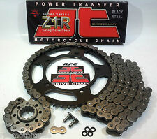 SUZUKI TL1000s '97/00 JT Z1R X-Ring QUICK ACCELERATION CHAIN AND SPROCKETS KIT