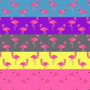 Wholesale Unique Flamingo Gift Wrap 15 Sheets 5 Colours-High Quality A3 Paper