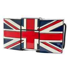 BRITISH FLAG UK Removable Lighter Belt Buckle Ball
