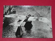PHOTO AVIATION GUERRE 14-18 ALLEMAGNE 1914 MONOPLAN TAUBE EXPOSE AUX INVALIDES