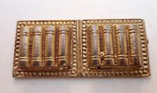 ancien bijoux broche bronze de Jeanne Peral n°10