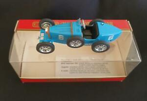 MATCHBOX MODELS of YESTERYEAR Y11 1924 BUGATTI TYPE 35 BOX MISSING its INSERT