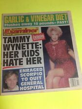 Tammy Wynette National Examiner Tabloid January 22, 1991 Randy Savage Hulk Hogan