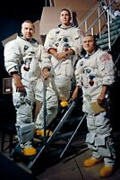 New 5x7 NASA Photo: Crew of Apollo 8 Lunar Mission - Borman, Lovell and Anders