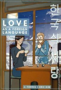 Love as a Foreign Language GN 2-1ST NM 2005 Stock Image