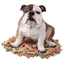 Bulldoggen-Sammlerobjekte