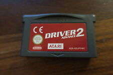 DRIVER ADVANCE 2                -----   pour GAME BOY ADVANCE