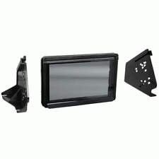 Polaris Slingshot Double Din Stereo Radio Dash Kit