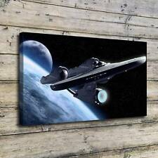 SR101223-Star Trek Home Decor Room HD Canvas Print Picture Wall Art Painting