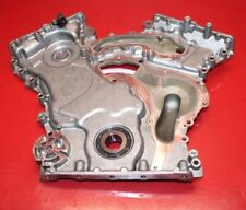 2014-2019 MASERATI GHIBLI M157 OEM F160 FRONT ENGINE TIMING CHAIN COVER PLATE