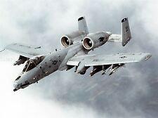 MILITARY AIR PLANE FIGHTER JET THUNDERBOLT MISSILE FLIGHT POSTER PRINT BB1120A