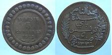 Tunesien 5 Centimes 1912A  Bro
