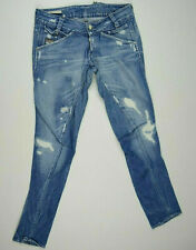 Womens G-Star Jeans 'EXPER TAPERED WMN' Light Aged Destroy W26 L32 AU8 US4