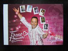 NED NVPH PP15 Persoonlijk Prestigeboekje Frans Bauer 2008 Nominaal € 3,96