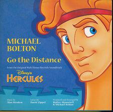 BOF HERCULE CD SINGLE SACEM WALT DISNEY MICHAEL BOLTON