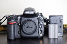 Nikon D700 Full Frame (FX) DSLR Camera Body - US Model & Low Clicks!