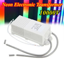 10KV Neon Sign Light Power Supply 10000V 30mA Electronic Transformer Rectifier