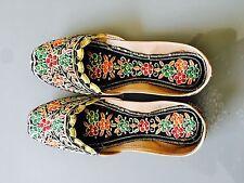 punjabi jutti khussa indian wedding shoe
