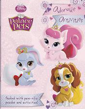 Disney Princess Palace Pets - New Activity Book
