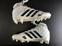 NEW Sz 10 Mens Adidas Freak Ultra Boost Primeknit Football Cleat White EE4665