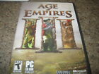 Age Of Empires Iii (pc, 2005) Computer Game