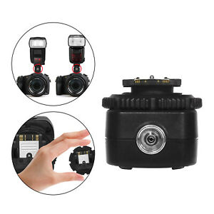TF334 Pixel Hot shoe Adapter for Sony A7R A7RII A7II Convert for Nikon Flash