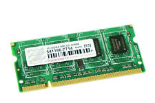 541186-7714 GENUINE TRANSCEND LAPTOP MEMORY 1GB DDR2 800 (CA69)