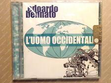 EDOARDO BENNATO  -  L'UOMO OCCIDENTALE  -  CD 2003  NUOVO E SIGILLATO
