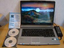 Medion Notebook MD96380 ,17Zoll, 1,66GHz 1,67GHz, 3GB RAM, 320GB HDD, Windows 10