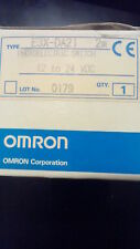 NEUF / NEW / NEU OMRON CAPTEUR PHOTOELECTRIQUE OMRON E3X-DA21