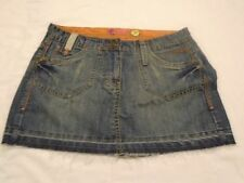 Unbranded Denim Plus Size Skirts for Women