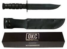 KA-BAR Style OKC 8180 Genuine Marine Corps Tactical Combat Knife 3260