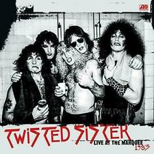 Twisted Sister Live at The Marquee 1983 2x LP Red Vinyl Dee Snider Hard Rock