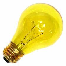 Westinghouse 03465 Nanolux 1-Watt G19 LED Bulb, Amber