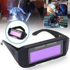 Solar Powered Auto LCD Darkening Welding Mask Helmet Eyes Goggle Welder Glasses