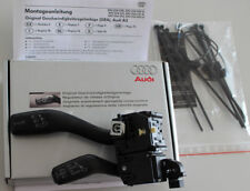 Audi A3 8P original Tempomat Nachrüstsatz S3 GRA cruise speed control 8P0054690